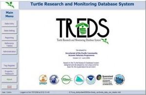 TREDS Screen